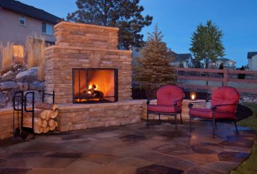 Outdoor living in Allwood by Agolli Construction LLC