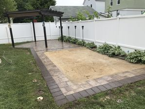 Paver Patio Installation in Garfield, NJ (4)