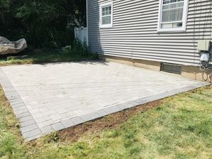 Paver Patio Installation in Clifton, NJ (1)