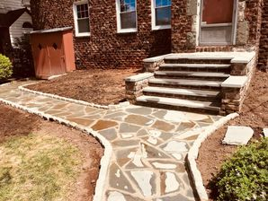 Walkway Installation in Garfield, NJ (1)